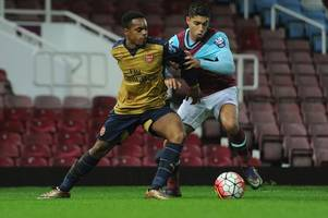 cheltenham town set to raid west ham united for defender