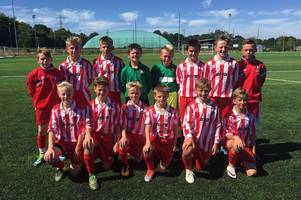 seven cheltenham town youngsters given chance to impress at benfica
