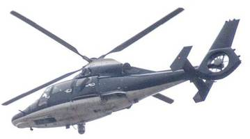 Helicopter seen over Scunthorpe matches 'Blue Thunder' used by SAS