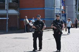 Police place patrols outside all Lincolnshire mosques