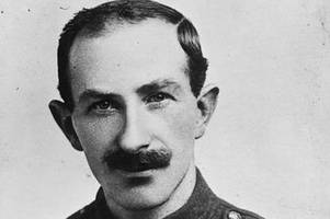 first world war vc hero went to school in lincolnshire