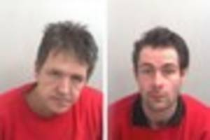 braintree pair jailed for nine years after cressing armed robbery