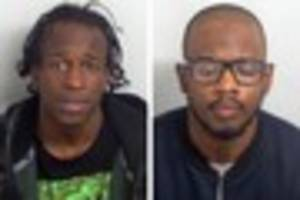 harlow drug duo sentenced to six years behind bars for possession...