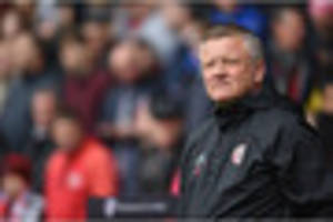Sheffield United set to reward manager with new deal amid...