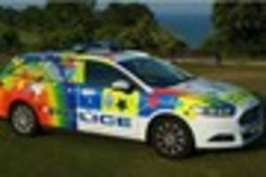 Sussex Police has come under fire for spending cash on gay pride...