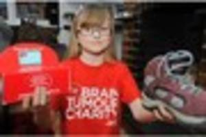 take a break with ... chloe-nicole stacey, the eleven-year-old...