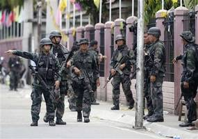 Militants escape after holding 31 hostage at school in Philippines
