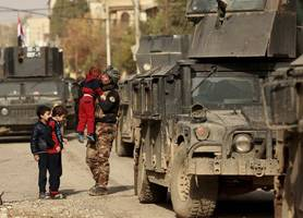 UNICEF: Islamic State Targeting Children As Hostages in Mosul