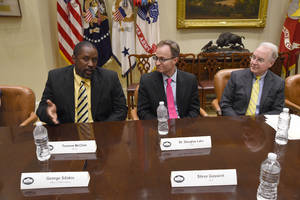 Secretary Price Hosts Listening Session with Obamacare Victims