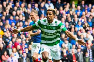 Celtic star Scott Sinclair not content with Treble-winning Invincible season and insists he wants more