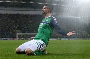 Hearts launch surprise bid to land former Rangers star Kyle Lafferty