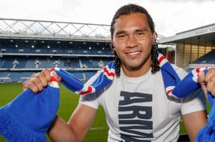 new rangers signing carlos pena hopes ibrox switch helps him achieve ambitions