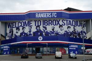 rangers megastore sells out of home strips before lunch time as fans flock to ibrox after retail feud with sports direct ends