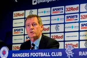 relief for rangers as dave king hails monumental moment feud with mike ashley came to an end