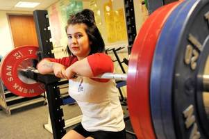 shotts weightlifter looking to bounce back from illness to make commonwealth games