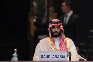 saudi arabia's mohammed bin salman named crown prince; holds unusual power for a man at his age