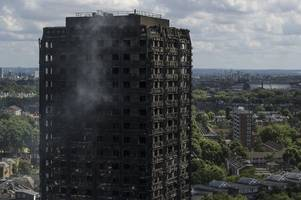 600 tower blocks could be covered in similar material to grenfell tower
