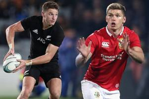 all blacks v lions head to head ratings: this is how the teams match-up for the first test showdown
