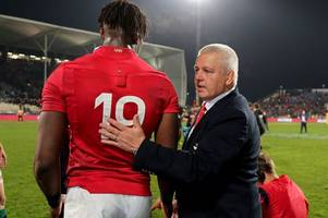 'leaving him out could define the tour' what the media are saying about warren gatland's lions selection