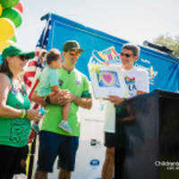 Children's Hospital Los Angeles Hosts Inaugural Walk L.A. to Improve Child Health in Southern California