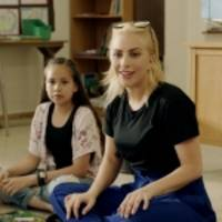 lady gaga teams up with staples to support education and inspire positive classroom experiences nationwide