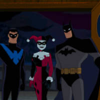 the dark knight is back for a one-night cinematic event with the all-new animated dc universeoriginal movie 'batman and harley quinn' on august 14