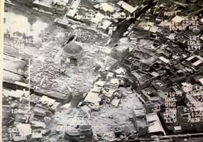 isis blows up historic mosque where 'caliphate' was declared