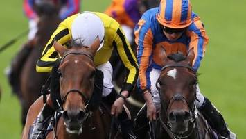 Royal Ascot 2017: Big Orange wins Gold Cup from Order Of St George