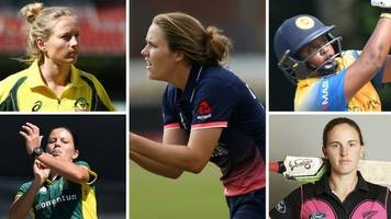 women's world cup 2017: tournament guide and players to watch