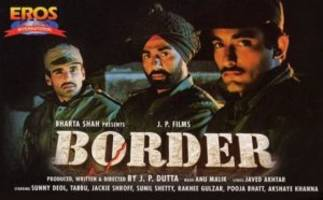 border just connected with audiences, it was destiny, i guess!