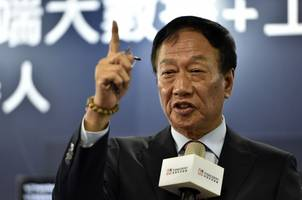 five states considered for foxconn $10b investment