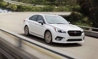 2018 subaru legacy goes on sale this summer, priced from $22,195