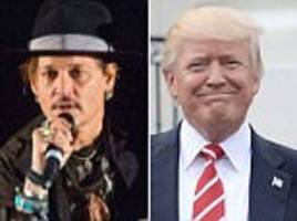 White House condemns Johnny Depp over Trump assassination