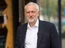 jeremy corbyn overtakes theresa may in popularity poll