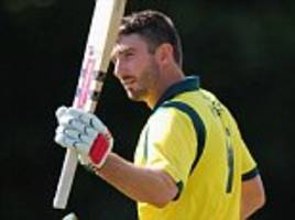 shaun marsh signs t20 blast deal with yorkshire