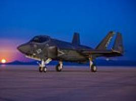 marines forced to ground f-35 jets after software bug