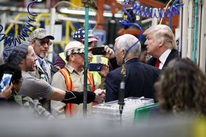 Boeing plans job cuts at South Carolina facility where Trump declared he would 'fight for every last American job'