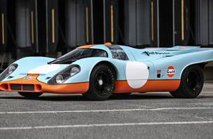 Porsche 917 K expected to sell in excess of $13 million at auction
