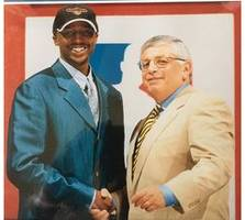 Top Tweets: Jason Terry turns back the clock for NBA Draft