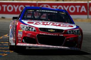 AJ Allmendinger on Sonoma: 'We have to give ourselves a chance'