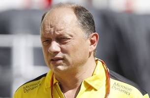 former renault boss vasseur favorite for sauber team principal role