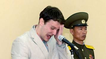 Otto Warmbier: North Korea denies mistreating US student