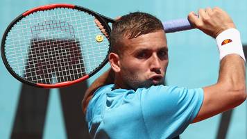 dan evans: great britain davis cup player fails drugs test