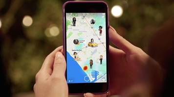 Snapchat map update raises child safety worries