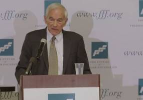 Ron Paul On Enemies, Foreign And Domestic And Liberty