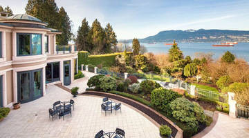 this is the most expensive house ever offered for sale in vancouver