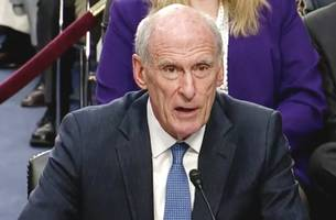 intel chief dan coats reportedly told house investigators trump seemed 'obsessed' with russia