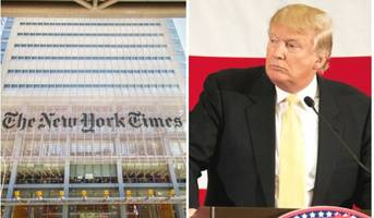 'Trump's Lies': NY Times Publishes a List of All of the President's Falsehoods Since Inauguration