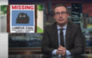 Coal CEO Sues John Oliver After Giant Squirrel Tells Him To Eat Sh*t