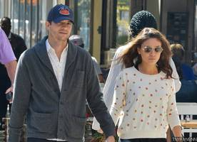 ashton kutcher claims he had hooking up agreement with mila kunis